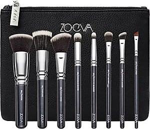 Zoeva Brushes Brush sets Vegan Brush Set 104 Buffer Brush + 125 Stippling Brush + 128 Cream Cheek Brush + 142 Concealer Buffer Brush + 223 Petit Eye Blender