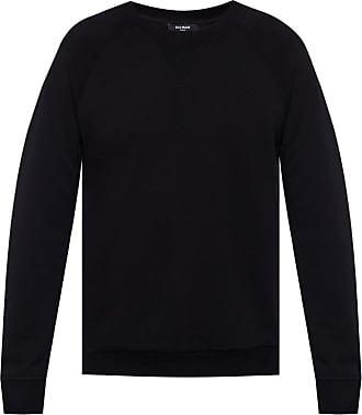 Balmain Logo-embossed Sweatshirt Mens Multicolor