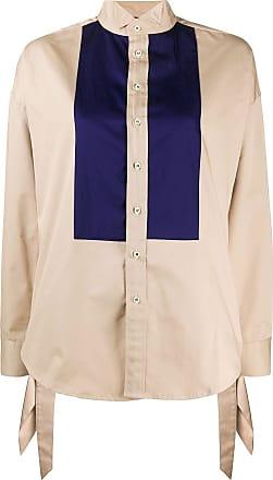 JEJIA Camisa oversized - Neutro