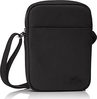 b78b872e5f Lacoste Sac Homme Access Premium, Porté Épaule, Noir (Black), 20.5x4x15