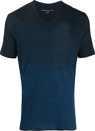 John Varvatos ombre T-shirt - Blue