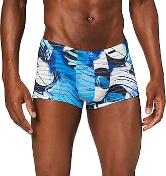 Olaf Benz Mens Red1910 Minipants Boxer Shorts, Multicolour (Wheel Blue 9941), L