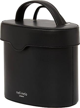 Meli Melo Meli Melo Kitty Black Leather Cross Body Bag for Women