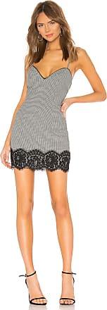 NBD Ferrara Mini Dress in Black