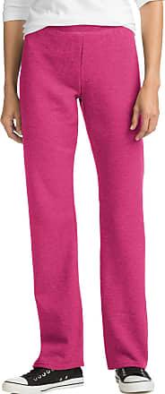 Hanes Womens Petite-Length Middle Rise Sweatpants X-Large Slate Heather