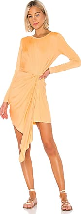 Young Fabulous & Broke Yumi Dress in Yellow