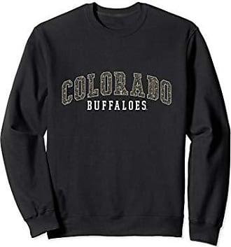 Venley Colorado Buffaloes CU Buffs NCAA Womens Sweatshirt C36AH21