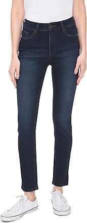 Zoomp Calça Jeans Zoomp Skinny Rosani Azul