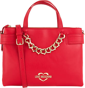 Love Moschino Handtasche - ROT