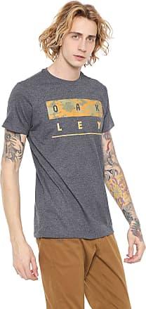 Oakley Camiseta Oakley Mod Neo Stack Tee Grafite