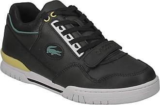 Lacoste Mens 739sma0045u97_42,5 Sneaker, Black, 8 UK