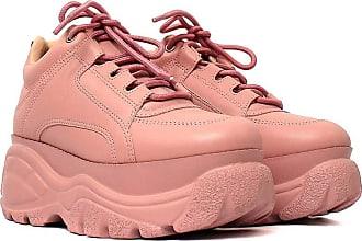 Damannu Shoes Tênis Buffalo Rosa Candy - Cor: Rosa - Tamanho: 35