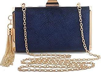 100/% Vegane Umh/ängetasche mit Kette NYZE Damen Tote Chain Bag