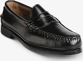 981dbbc9c0a Allen Edmonds Mens Kenwood Penny Loafer 7 D(M) Men 44040 Black Loafers Shoes