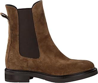 Bruine Chelsea Boots Dress Boot Dames