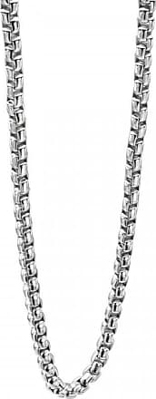 Acotis Limited Fred Bennett Stainless Steel Large Belcher Chain Necklace N3735