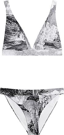 f5e1d7b5d2 Burberry Dreamscape Print Bikini - Grey