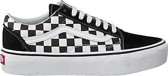 Vans Zwarte Vans Sneakers Old Skool Platform