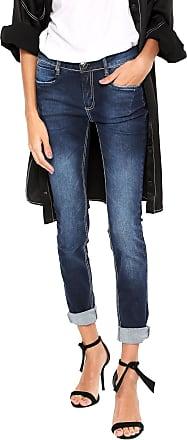 Lança Perfume Calça Jeans Lança Perfume Skinny Vênus Azul
