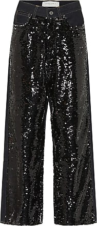 Golden Goose Breezy sequined high-rise pants