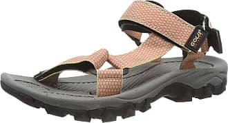 Gola Womens Blaze Hiking Sandals, Pink (Pink/Taupe Kf), 7 (40 EU)