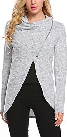 Damen Sweater Strickjacke Cardigan Mantel Jacken Lässig Pullover Blusen Outwear