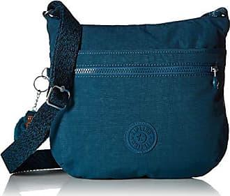 Kipling Arto Crossbody Bag, gleaming green, One Size