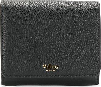 Mulberry Carteira com logo - Preto