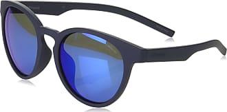 Polaroid Unisexs PLD 7021/F/S 5X PJP 54 Sunglasses, Bluette/Grey Grey