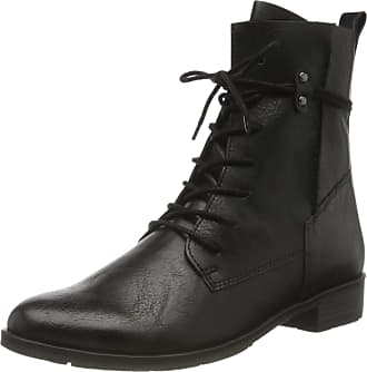 Marco Tozzi Womens 2-2-25110-35 Chukka Boot, Black Antic, 8.5 UK