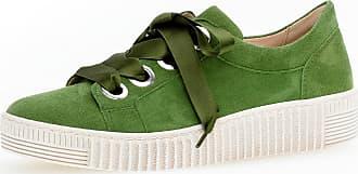 Gabor Sneaker low grün 43.330.11