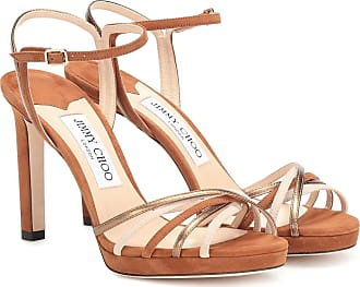 Jimmy Choo London Sandali Lilah 100 in suede
