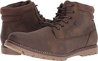 a977ff4435 Unlisted by Kenneth Cole Mens Hall Way Fashion Boot Brown 10.5 M US
