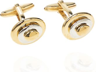 Lanvin Cufflinks Mens Gold