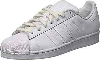 the best attitude d4c9c 9b2cb adidas Adidas Originals Superstar Foundation Scarpe da Ginnastica Unisex -  Adulto, Bianco (Ftwr White
