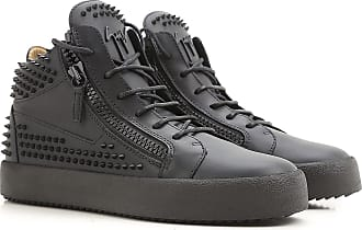 Giuseppe 5 44 cher Sneaker en Pas SoldesNoirCuir201739 Homme Zanotti eb92EHYWDI