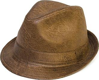 Hat To Socks Trilby Hat (57 cm, Brown)
