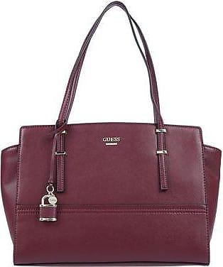 Guess Shoulder Bag for Women, Black, Leather, 2019