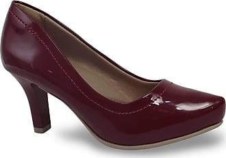 Comfortflex Sapato Scarpin Comfortflex 2085301 Verniz Feminino
