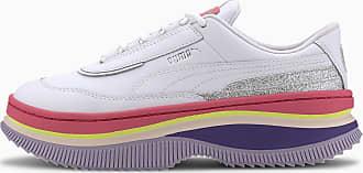 Puma Deva 90s POP Damen Sneaker Schuhe | Mit Aucun | Weiß | Größe: 37.5