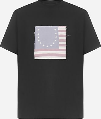 424 T-shirt Smiley Flag in cotone - 424 - uomo