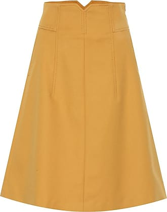 Dorothee Schumacher Gonna Bold Silhouette in cotone stretch