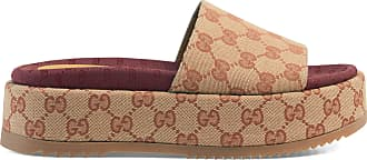 Gucci Womens Original GG slide sandal