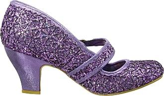 Irregular Choice Womens Dazzle Dance Mary Janes, Purple (Purple B), 5 UK 38 EU