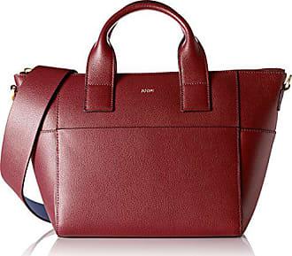 aab2149fe Joop Bolso de mano de Cuero Mujer, color Rojo, talla 14x39x25 cm (B