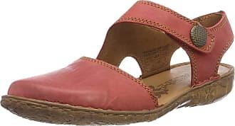 Josef Seibel Rosalie 27, Womens Closed Toe Sandals Closed Toe Sandals, Red (Hibiscus), 4 UK (37 EU)