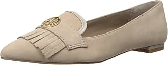 0aecc8b47ba8 Tommy Hilfiger Womens TERZO Driving Style Loafer Taupe 5.5 UK
