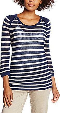 Pullover mit Streifen Muster für Damen − Jetzt: bis zu −68