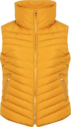 Tokyo Laundry Chervil Gilet in Old Gold - Tokyo Laundry-12