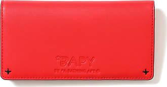 Markus Lupfer Logo embossed wallet